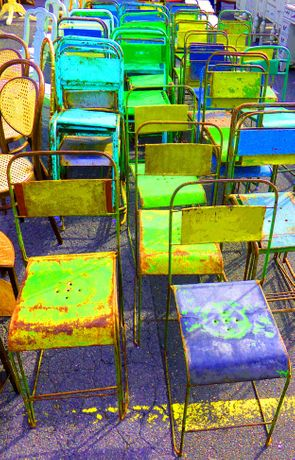 Riseart Chairs