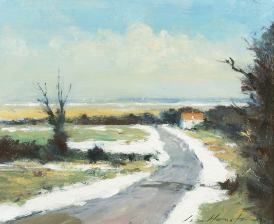 The End of Winter, Brancaster