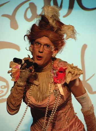 Ida Barr's Mash-up and Tea Dance by Ragroof Theatre: Image 0
