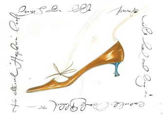 Manolo Blahnik, The Eternal Hepburn