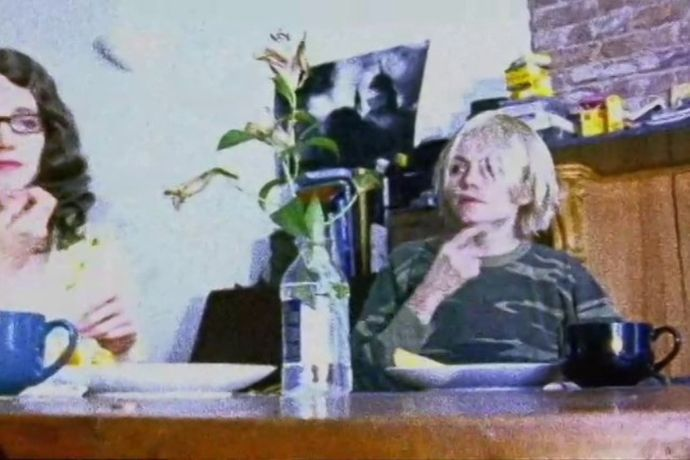 Shannon PLUMB, Together, Super 8 transferred to video, Duration 25:30