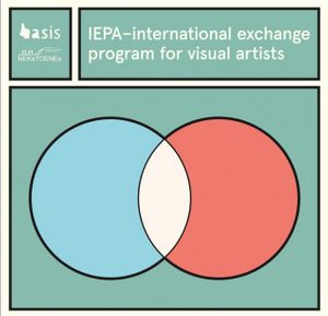 iepa 2016 - international exchange program for visual artists