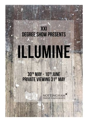 Illumine: NTU XXI Photo Festival