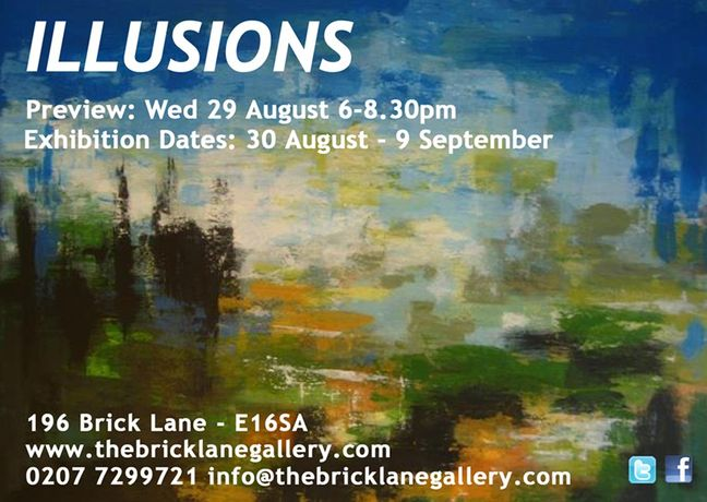ILLUSIONS | An Art in Mind Exhibition: Image 0
