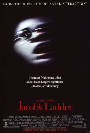 Images of the Afterlife in Cinema: Jacob's Ladder with Nicholas Royle: Image 0