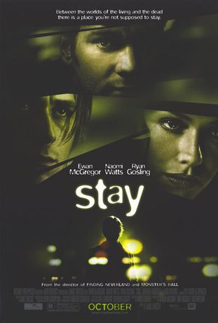 Images of the Afterlife in Cinema: Stay: Image 0