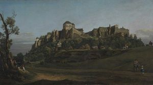 Imagine a Castle: Paintings from the National Gallery, London
