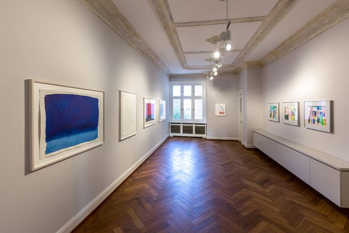 Drawing Room, Installation view