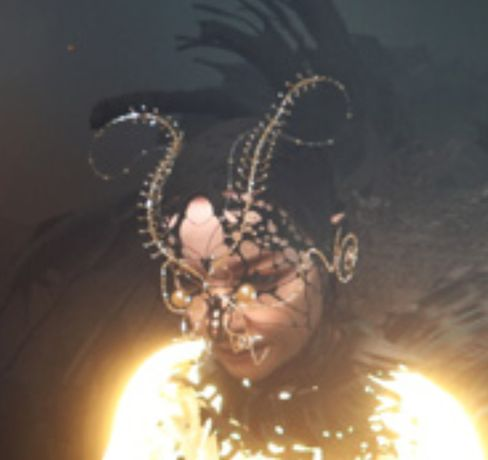 NOTGET VR in collaboration with BJORK