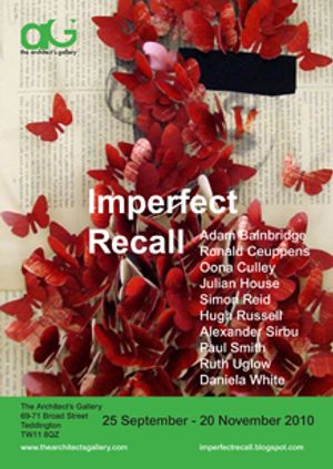 Imperfect Recall