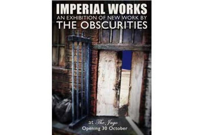 Imperial Works - new work by the Obscurities: Image 0