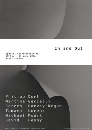 In and Out - spatial correspondence