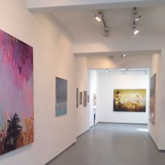 Paul Stolper Gallery from entrance