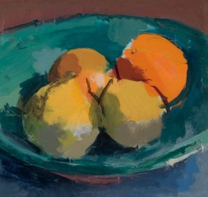 Robert Dukes, Oranges and Quinces © Courtesy of Robert Dukes