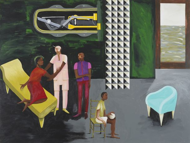 In Conversation: Lubaina Himid & Courtney J. Martin: Image 0