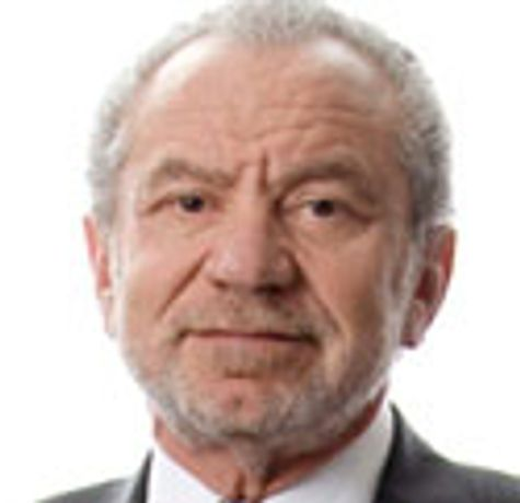 In conversation with Lord Sugar: Image 0