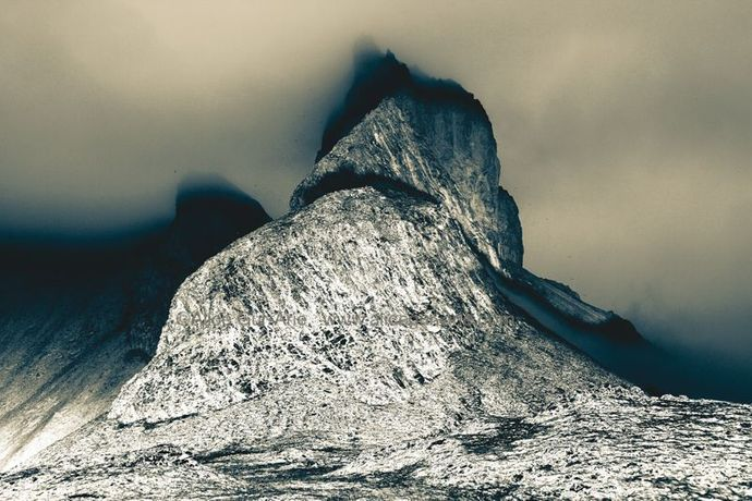 Mountain, Terry O'Neill Photography Award nominated, from Iceland