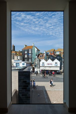 View from Jerwood Gallery copyright Alex Bland