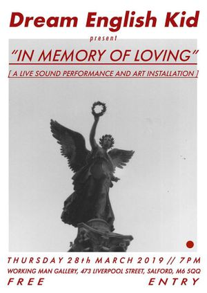 In Memory Of Loving