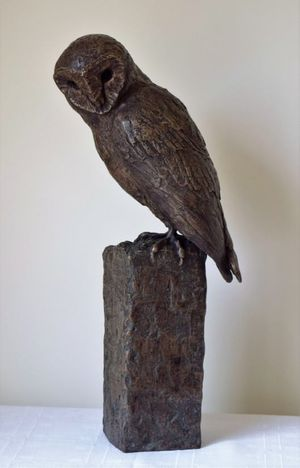 Sculpture by Caroline Barnett