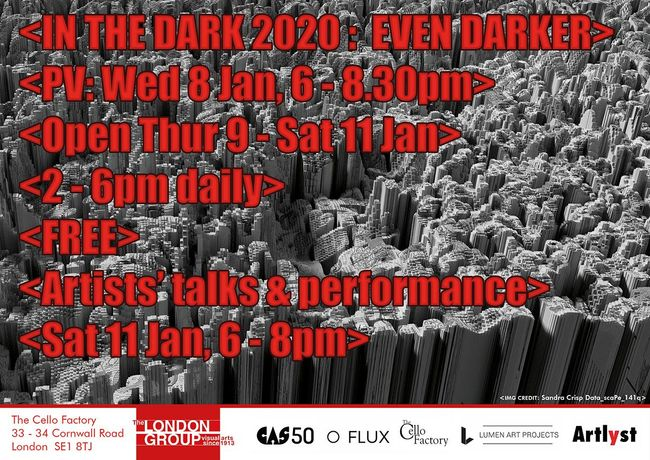 In The Dark 2020 : Even Darker