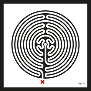 Mark Wallinger Labyrinth #180 Hampstead 2013 Courtesy the artist and Hauser&Wirth