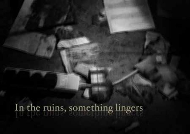 In the ruins, something lingers: Image 0
