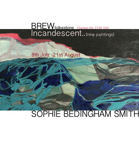 Incandescent...new paintings by Sophie Bedingham Smith