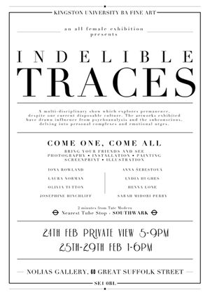 Indelible Traces