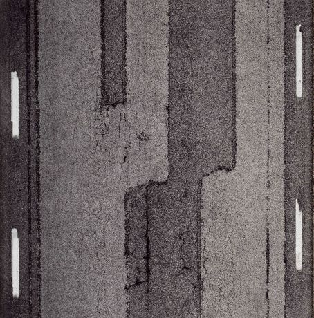 Clay Ketter, Road, 2002, photogravure, set of 6, 79 x 78 cm each, ed. of 24