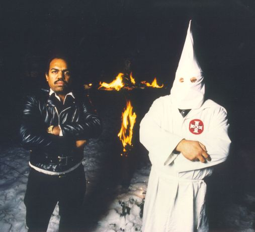 Daryl Davis, infiltrating the Ku Klux Klan in Maryland
