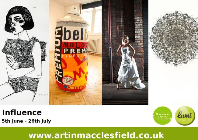 Influence | Visual arts exhibition: Image 0