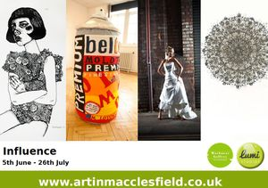 Influence | Visual arts exhibition
