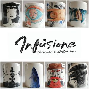 Infusione Ceramic and Illustration