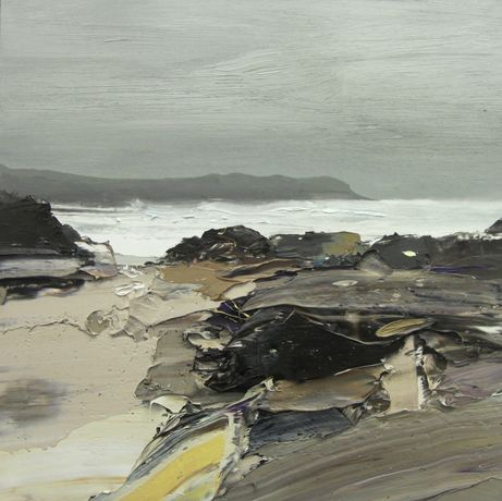 'Surge Tide, Saligo Bay', Chris Bushe