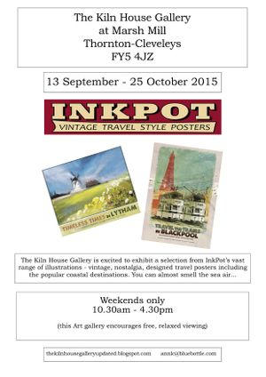 INKPOT Exhibition