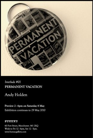 Interlude #01 - 'Permanent Vacation' - Andy Holden: Image 0