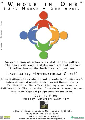 'International Click!' - Group Exhibition - The Crocus Gallery: Image 0