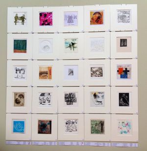 International Mini Print Exhibition