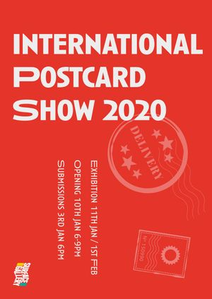 International Postcard Show 2020