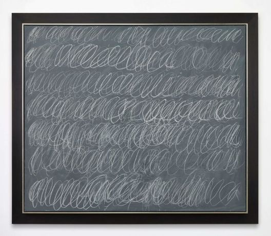 Cy Twombly: Untitled. 1967