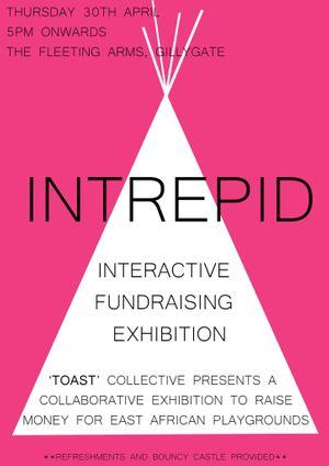 INTREPID Interactive Art Exhibition