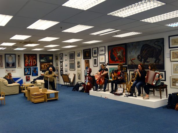 Introducing The Music Room: ArtVillage's New Music Store in Shawlands: Image 0