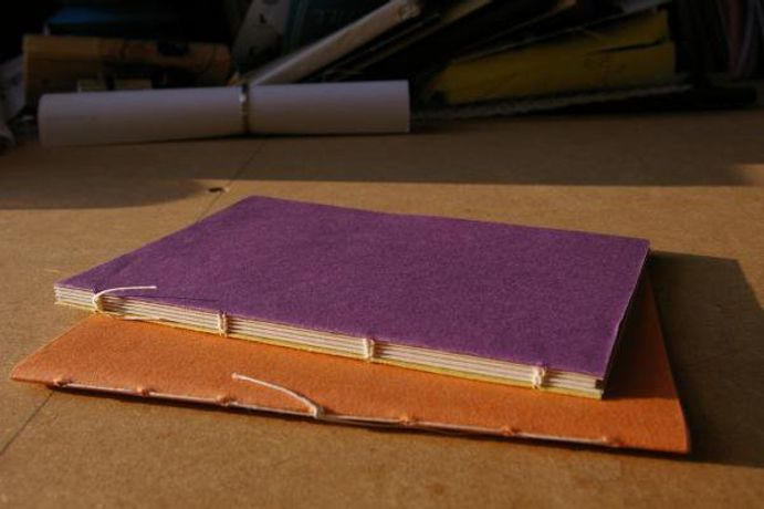 Introduction to Bookbinding with Maria Rosaria Digregorio