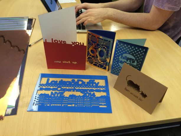 Introduction to Laser Cutting: Image 0