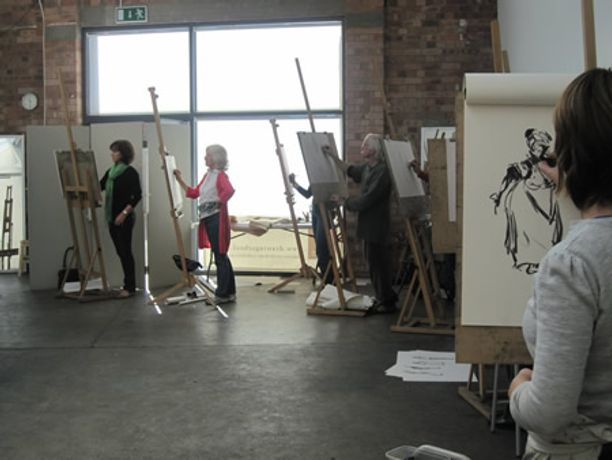 Introduction to Life Drawing: Image 0
