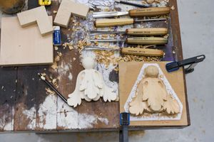 Introduction to Ornamental Woodcarving, 13-17 July 2020
