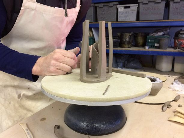 Introduction to Sculptural Ceramics - Hand Building & Surface Building (Evening): Image 0