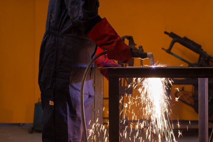Introductory Welding for Artists (14th August - Evening): Image 0