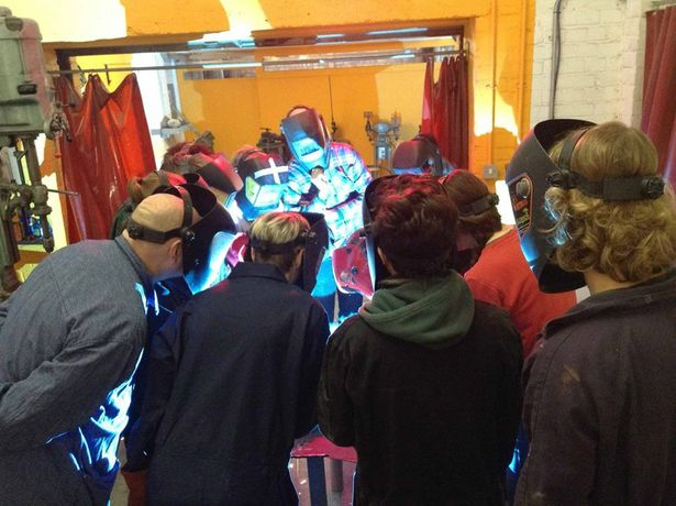 Introductory Welding for Artists (January 2016): Image 0